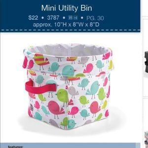 thirty-one Storage & Organization - Thirty-one Mini Utility Bin